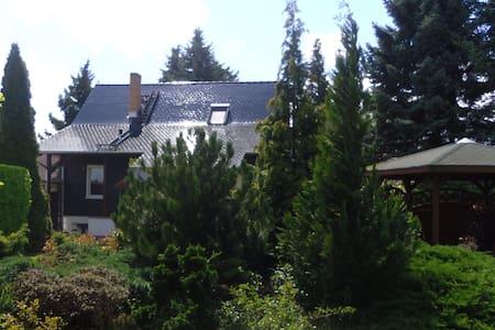"""Ferienhaus """"Zur Mühle"""" - Straupitz - Haus"""