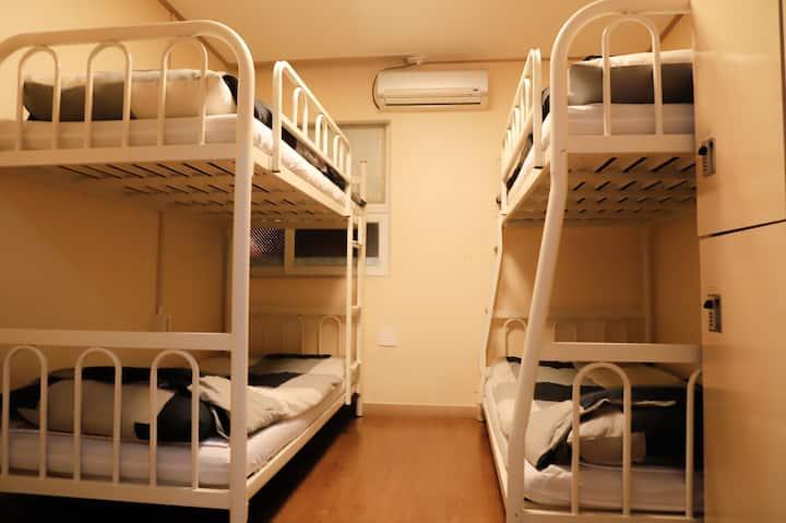 여성전용 패밀리룸(4-Bed Female Private room) #2