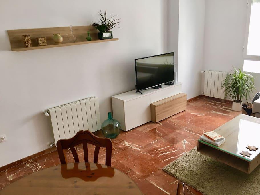 Gran televisión para tu confort