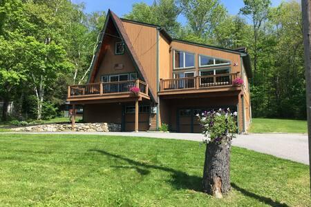 Black Bear Lodge on Tyler Lake