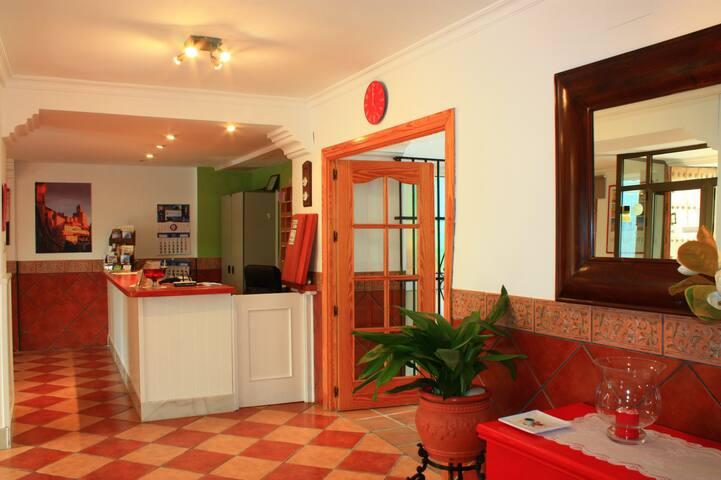 Alojamiento en Antequera