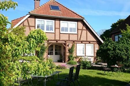 Tolle Wohnung in schönem Bauernhaus