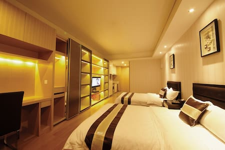 Give you a five star home~twin beds - Guangzhou - Apartment