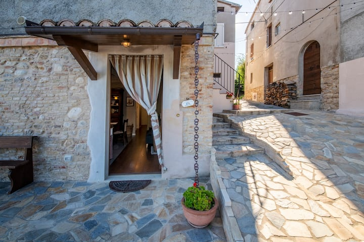 Borgo Case Lucidi appartamento 1
