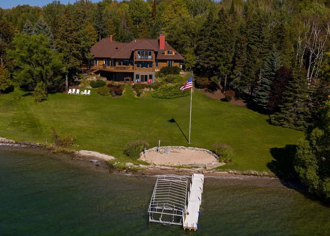 Booking now Summer 2020...Charlevoix Lake House.