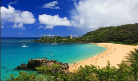 Right on the Ocean Secluded Cove Waimea 30 day min