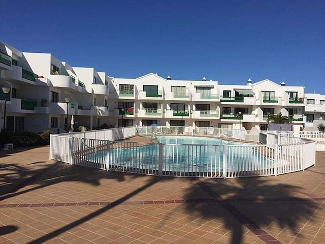 Apartment ANABEYA in Costa Teguise for 4p