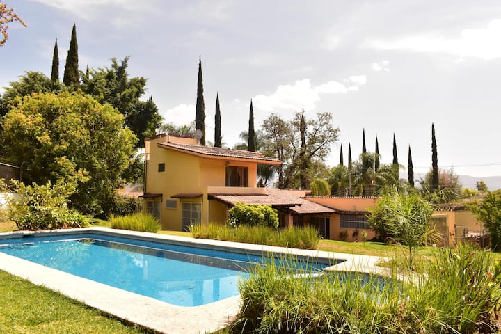 Best place and location very close to Guadalajara