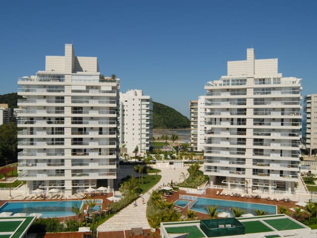 Apartamento com vista para o mar na Riviera