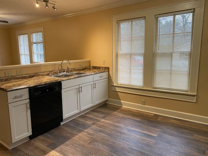 Newly Renovated Historic Home Tuskegee, Alabama