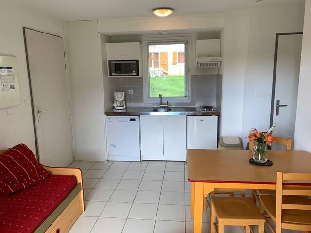 Bel appartement à Saint Geniez d'olt et d'Aubrac