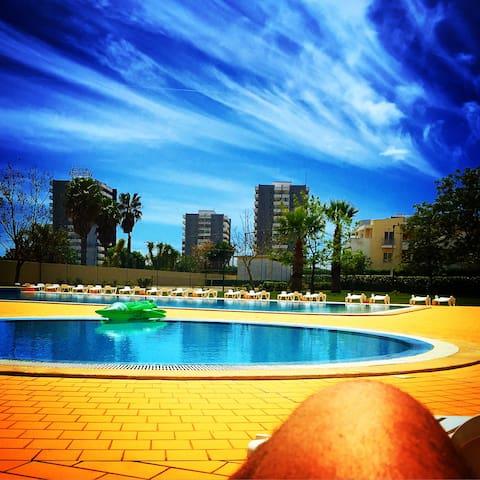 Dunas de Alvor - Apartamento T2 - Alvor - Apartment