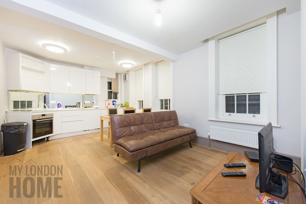COSY 1 BEDROOM APARTMENT IN FITZROVIA ZONE 1 Apartments For Rent In Londo