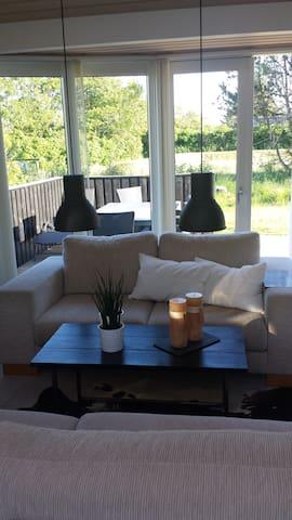 Eksklusivt sommerhus - Hjørring - House