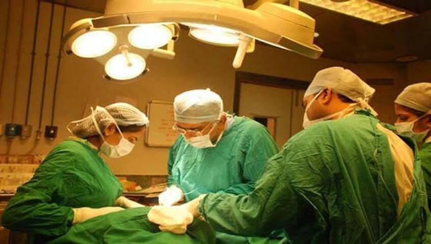 """04 bed Apt 03 mins  """"WALK """"to Tata-Global Hospital"""