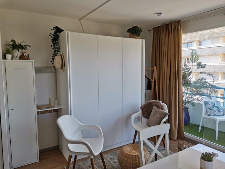 Studio Bénodet résidence accès direct thalasso