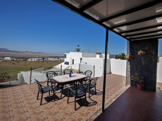 Casa Claudia, Lanzarote. - Teguise - Casa