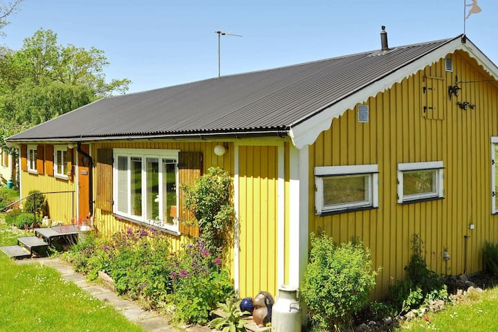 7 person holiday home in Löttorp