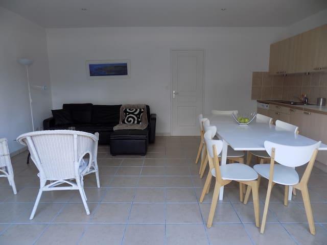 Duplex de 80m2 proche de la plage et centre ville - Lacanau-Océan - Apartment