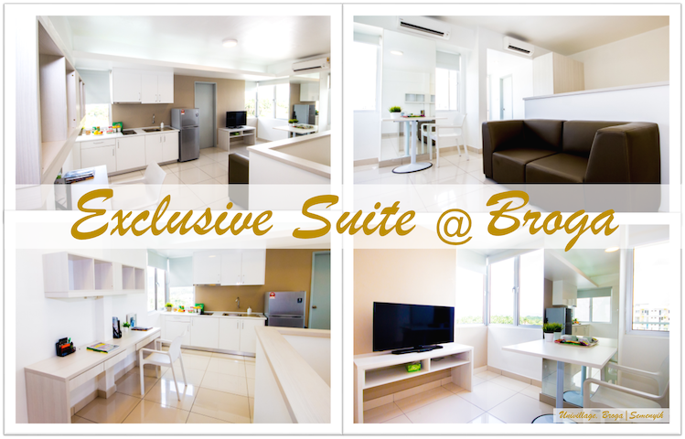 Exclusive Suite @Uni Village, Broga - Semenyih - Condominium