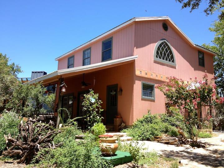 Upstairs Cottage