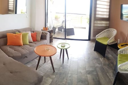 Chalet @ Solemar-1 Br-Panoramic view-parking-wifi