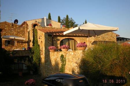 panoram. villa on the chianti hills Casa Gabriella - Tavarnelle Val di Pesa