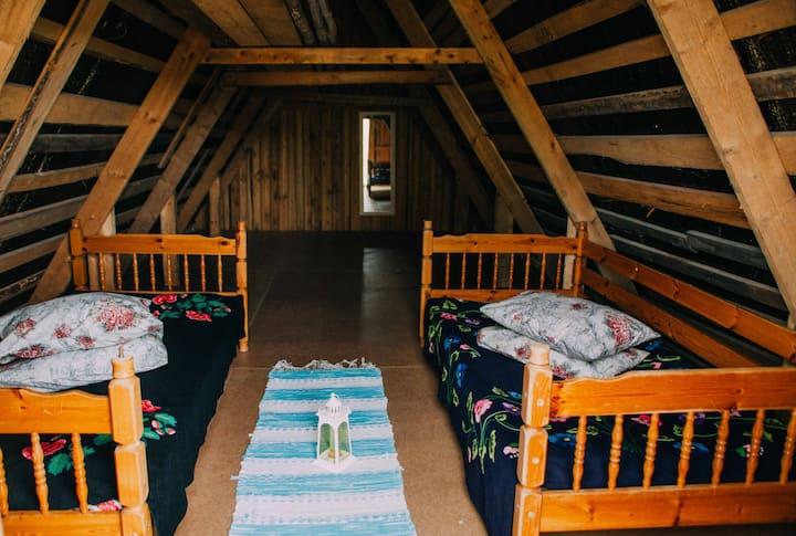 Kihnu home for adventurous souls