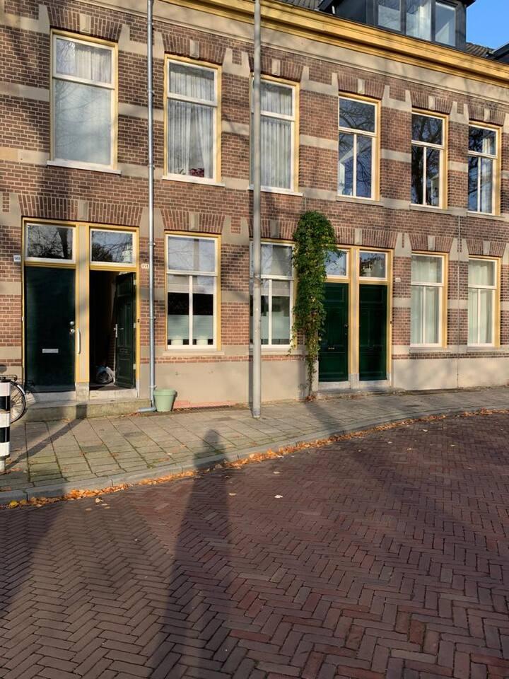 Heerlijk appartement met tuin in Arnhem