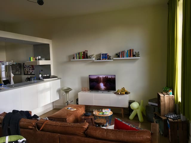 Great appartement in the city centre of Haarlem - Haarlem - Lejlighed