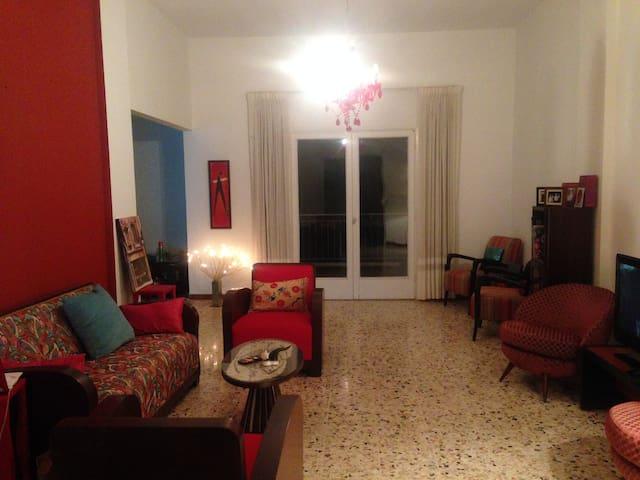 Appartement d'été avec jardin - Baabdat - Pis