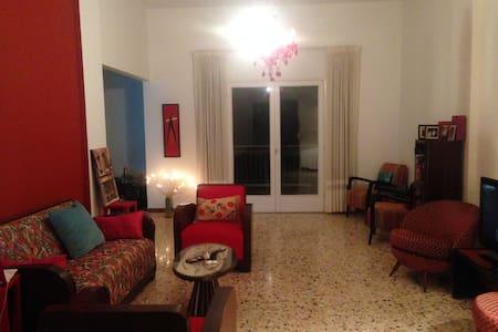 Appartement d'été avec jardin - Baabdat