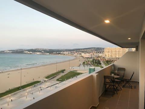 ★ A KILÁTÁS ★ Panoramic Ocean View Condo - Tangier