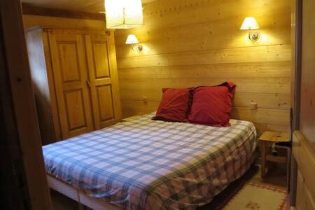 Chambre calme au pays du Mont Blanc - Saint-Gervais-les-Bains