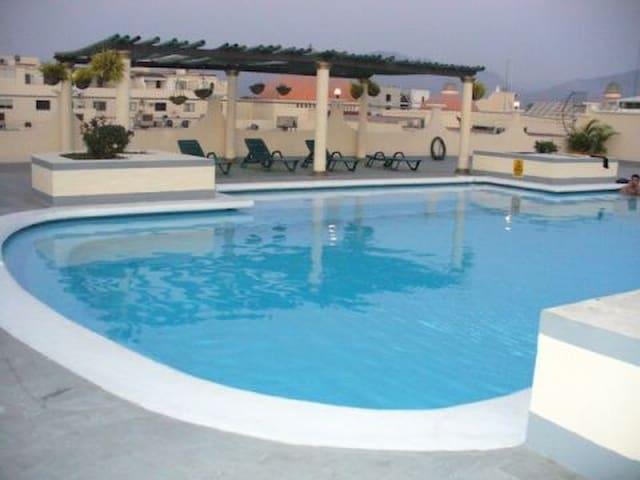 En Condominio Plaza Marina Bonito Departamento - Puerto Vallarta - Leilighet