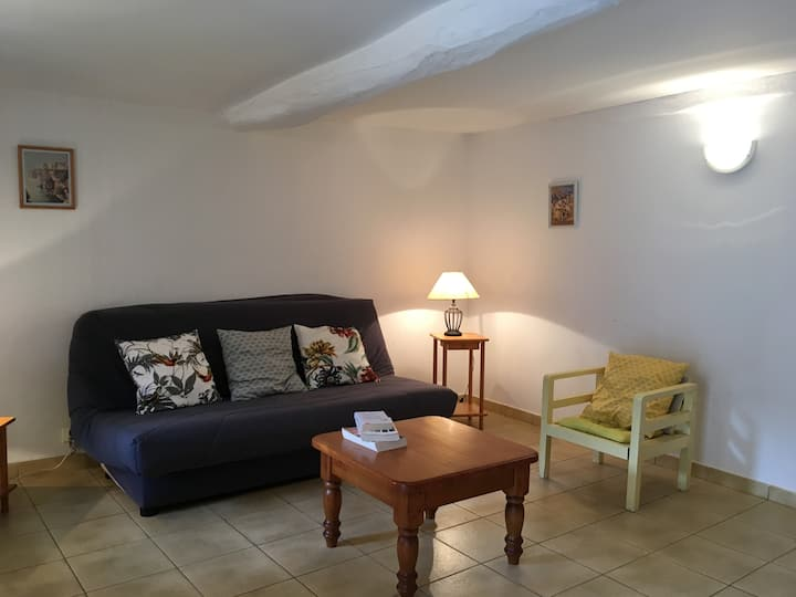 Appartement au coeur du village de Calcatoggio