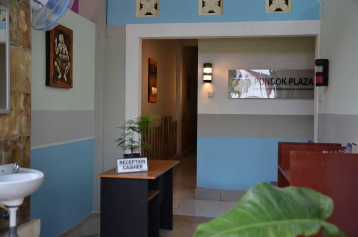 Pondok Plaza hostel