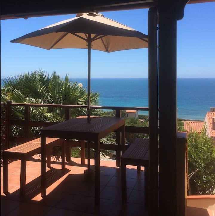 Funtana Meiga Strandhaus 300m vom Meer Meerblick