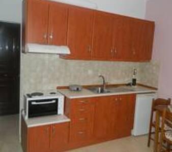 Apalos apartments.