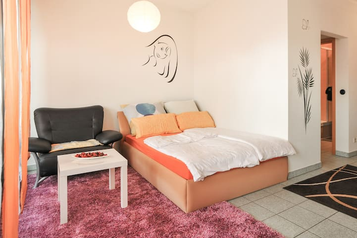 Appartement mit Stellplatz - Filderstadt - Apartment