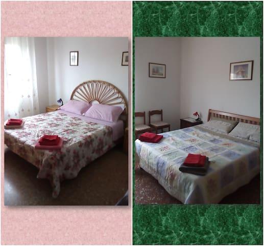 CarpinHouse -Comfortable flat near Metro C (Mirti)