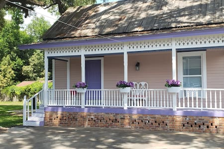 Waycross Historical Cottage