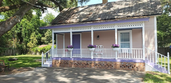 Waycross Historical Cottage