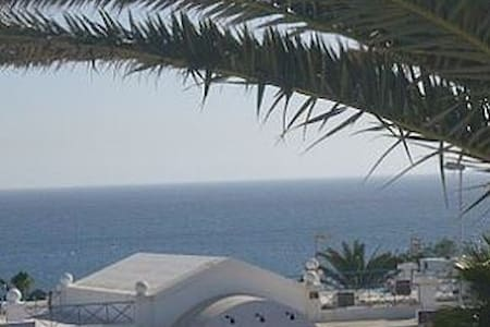 *LARGE, COSY* 1 bed apartment BALCONY, SEA VIEW!!! - Tías