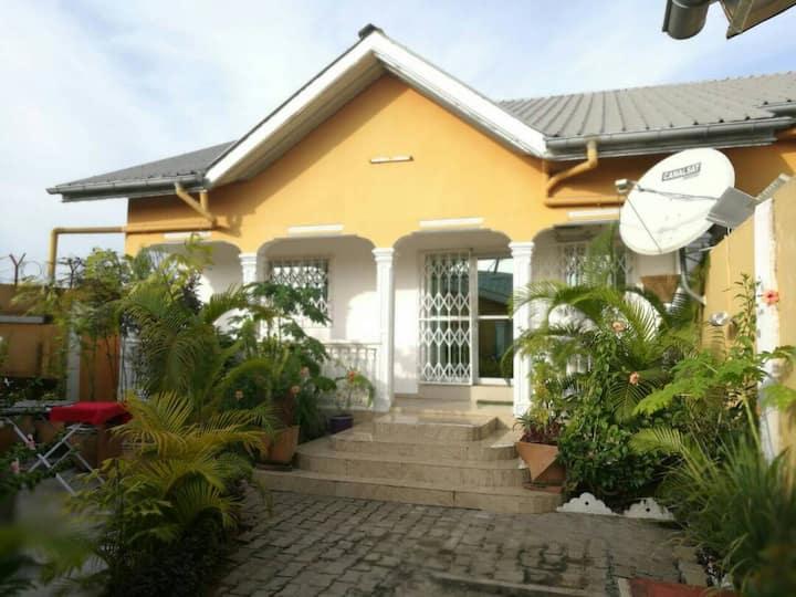 Résidence Mpassi, Pointe-Noire, Congo