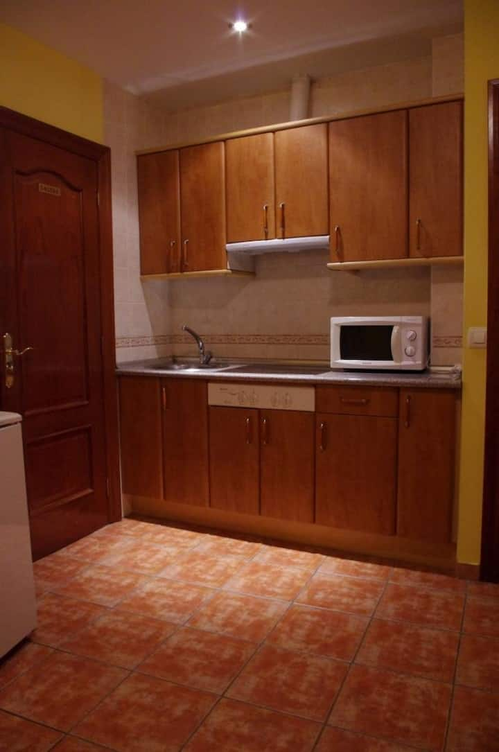 Apartamento en Hotel La Jara
