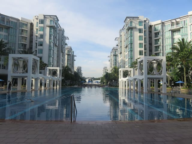 The Caribbean at Keppel Bay - Singapore