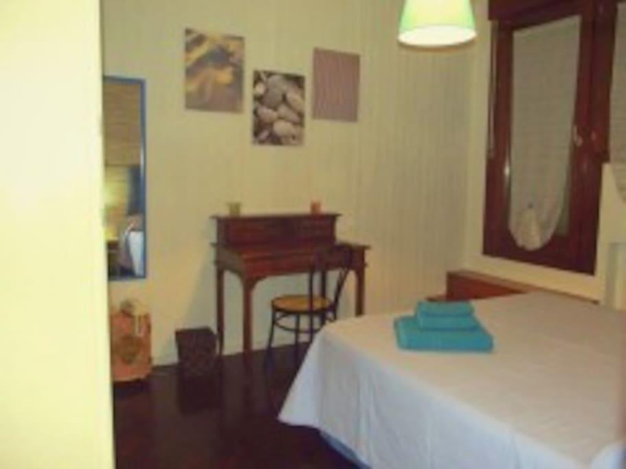 Interno camera Ischia
