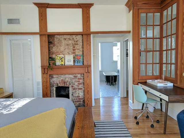 Historic Cabbagetown Suite on Carroll Street - Atlanta - House