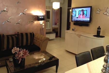 Modern & Cozy Apartment in The Heart of Evosmos - Evosmos - Apartmen